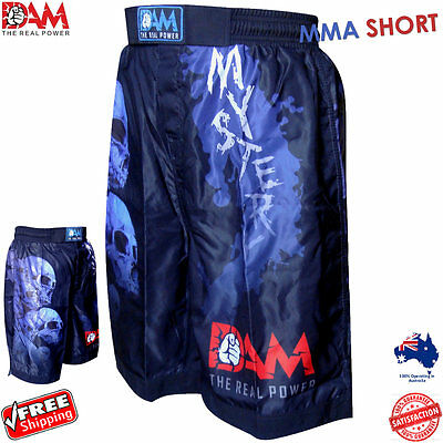 Dam Mystery Fight Gear Mma Ufc Shorts For Mma Filght Boxing , Kick Boxing Short