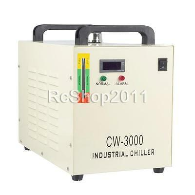 220V Industrial Water Chiller CW-3000 for CNC/ Laser Engraver Engraving Machine
