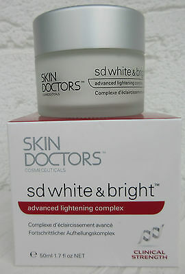 SKIN DOCTORS sd white & bright Creme 50ml