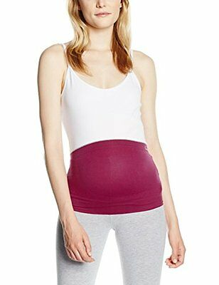 Tg 44  Cache Coeur Illusion, Collant Donna, Red (Cassis), 44