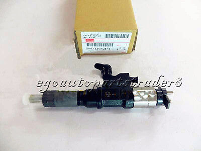 095000-5471 Fuel Injector 4HK1 For Isuzu NPR Diesel 973297035 2001-2007