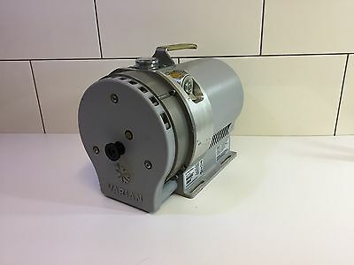 Vacuum Pump Varian SH-100 Dry Scroll Oil Free not Edwards XDS5 XDS10 XDS35i