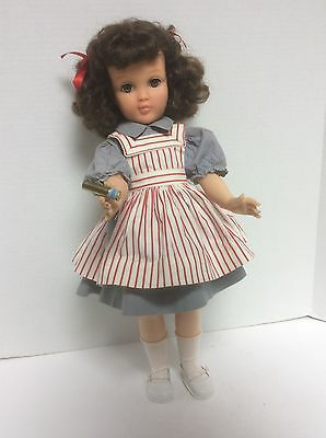 """1950's Ideal 21"""" Harriet Hubbard Ayers Doll - Original Clothes"""