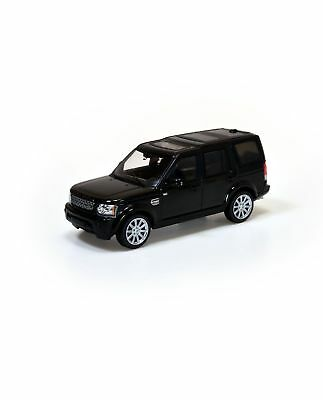 Official Land Rover Merchandise Discovery Diecast Model 1:43 Black