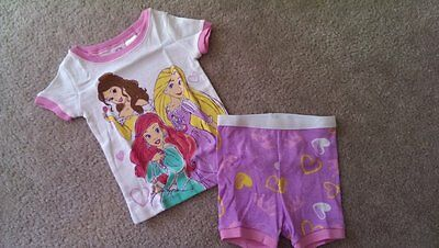 OLD NAVY GIRLS SLEEP SET PINK   NWT