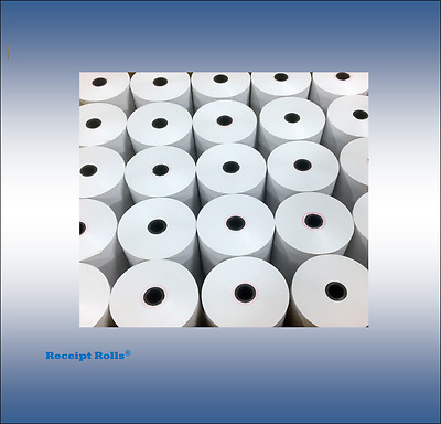"3 1/8"" x 220' THERMAL PAPER  - 50 rolls per case SPECIAL TILL THEY'RE GONE!!"
