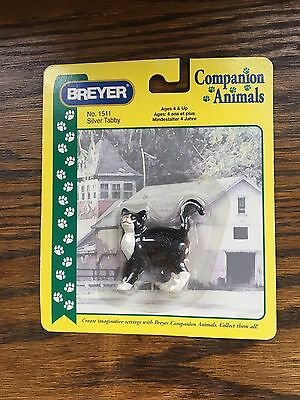 Breyer Companion Animals Silver Tabby