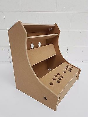 "Bartop Arcade Machine - 2 Player Diy Flat Pack Kit - 12Mm Mdf - ""the Original"""