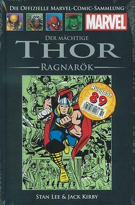 Offizielle Marvel Comic Sammlung 89 (C 13) Thor: Ragnarök   Hachette Collection