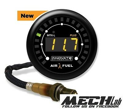 NUOVISSIMA INNOVATE MTX-L plus wideband air fuel carburazione sonda lambda 3918