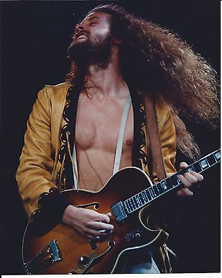 Ted Nugent  1977    8X10 Photo #44