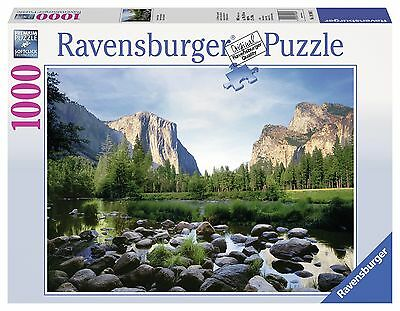 Ravensburger Yosemite Valley - 1000 pc Puzzle New