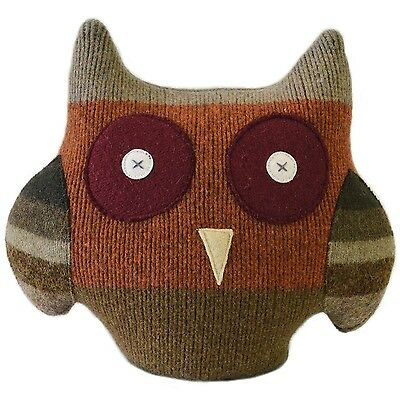 Cate & Levi Owl Pillow Pal New