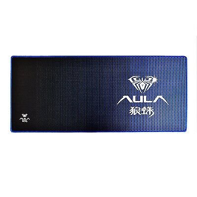 AFUNTA Aula Large Size Gaming Keyboard Mouse Pad Mouse Mat High-quality T... New