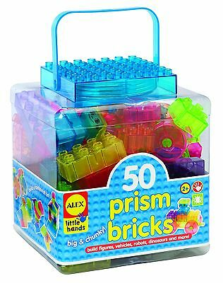 ALEX Toys - Early Learning Prism Bricks - Little Hands 1484 New
