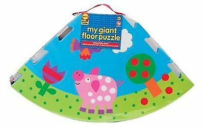 ALEX Toys - Early Learning Giant Floor Puzzle - Farm - Little Hands 577F New