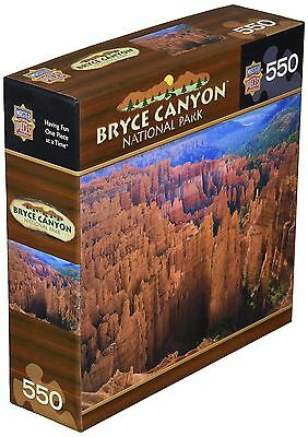 Masterpieces National Parks Bryce Canyon Jigsaw Puzzle (500-Piece) Art by... New
