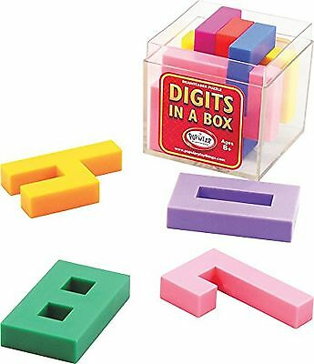 Popular Playthings Digits in a Box New