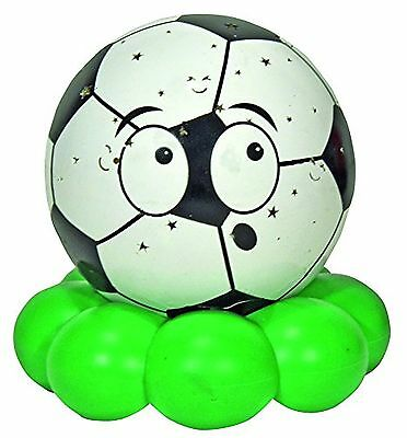 Cloud B Sky Globes Silly Sports Soccer White New