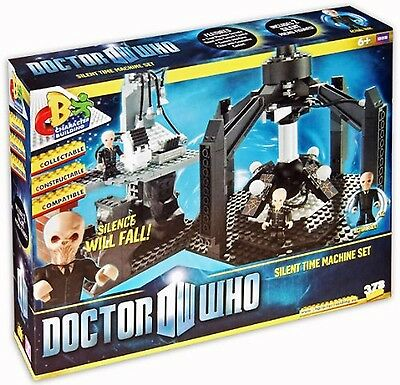 Doctor Who Character Building The Silence Silent Time Machine Lego-compat... New