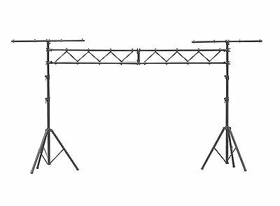 On-Stage Stands Backline Lighting Stand with Truss New