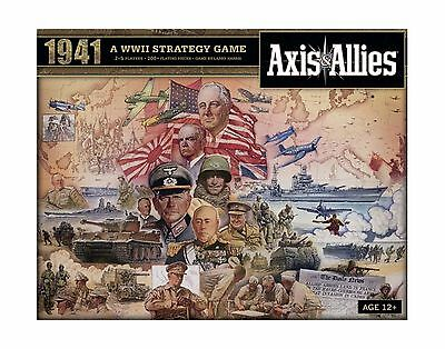 Axis & Allies 1941 (2012) Board Game New
