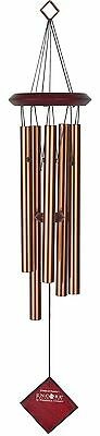 Woodstock Chimes Encore Collection Bronze Chimes of Polaris Windchime New