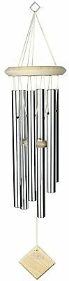 Woodstock DCW27 Encore Collection Chimes of Pluto Silver and White Wash New