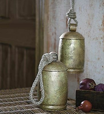 Wind & Weather Small Cast Iron Meditation Bell New