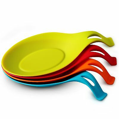 ORBLUE Silicone Spoon Rest New