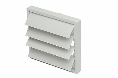 Soler & Palau PER-250W Plastic Louvered Shutters New