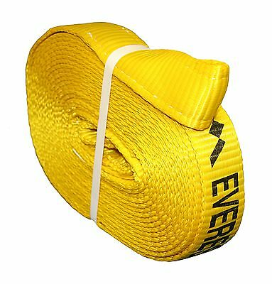 Everest C1064 Yellow 2-Inch x 30-Feet Recovery Strap New
