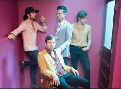 4 tickets to Kings of leon 3 arena Dublin Saturday 1 July