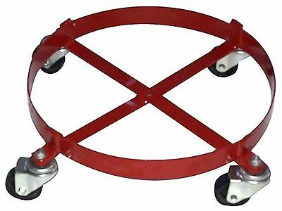 Milwaukee Hand Trucks 40145 30-Gallon Drum Dolly New