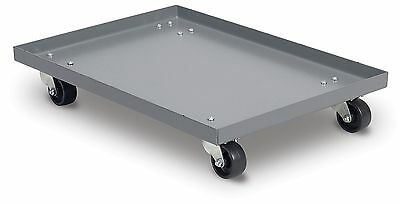 Akro-Mils RU843HR1420 Powder Coated Steel Panel Dolly for 39085 39120 391... New