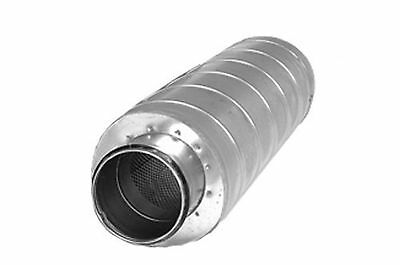 Soler & Palau SIL-315 In-Line Duct Silencers Grey Plastic New
