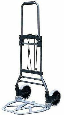 Milwaukee Hand Trucks 33892 Steel Fold up Truck with 7-Inch Tires New