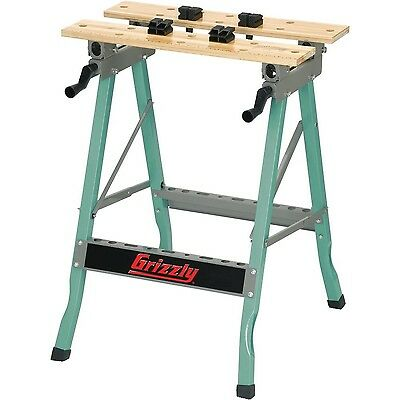 Grizzly G8586 Portable Clamping Workbench New