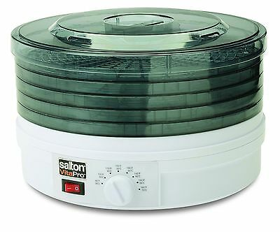 Salton DH1454 Collapsible Dehydrator New