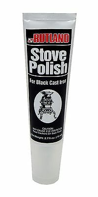 Rutland Stove Polish Paste New
