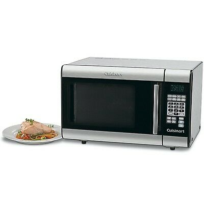 Cuisinart CMW-100C Microwave Stainless Steel Silver New