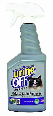 Urine Off Sprayer for Cats 16.9-Ounce New