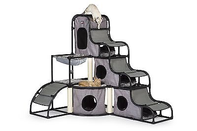 Prevue Pet Products Catville Tower 7240 Gray New