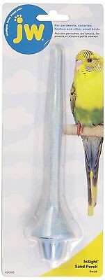 JW Pet Company Insight Sand Perch Bird Accessory Small Colors may vary Gr... New