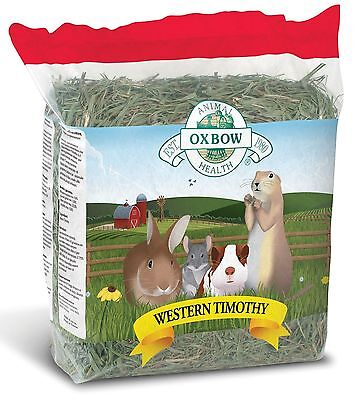 OXBOW Western Timothy Hay 50 Pound  Bag 50-Pound New