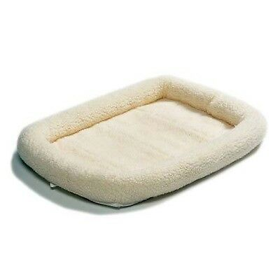 Midwest Quiet Time Pet Bed 54-Inch x 37-Inch Fleece New
