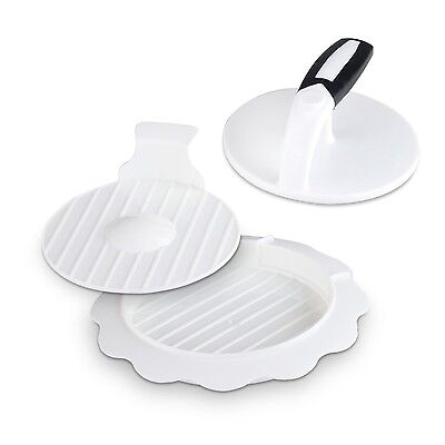 ORBLUE Burger Press Hamburger Patty Maker New