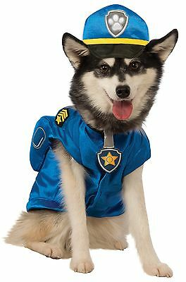 Rubies Costume Co Paw Patrol Chase Dog Costume Small New
