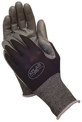 Lfs Glove Bellingham Nitrile Tough Black X-Large New