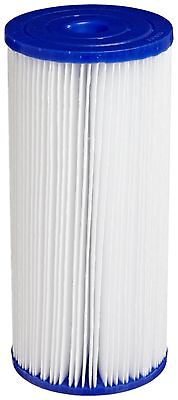 Pentek R30-BB Pleated Polyester Filter Cartridge 9-3/4x4-1/2-Inch 30-Micron New